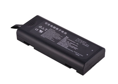 11.1V 4500mAh Li-Ion สำหรับ Mindray T5 T6 T8 Monitor VS-900 Accutorr 7 DPM7